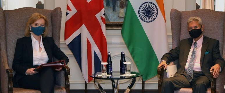 India wants UK to scrap quarantine for vaccinated Indians 13