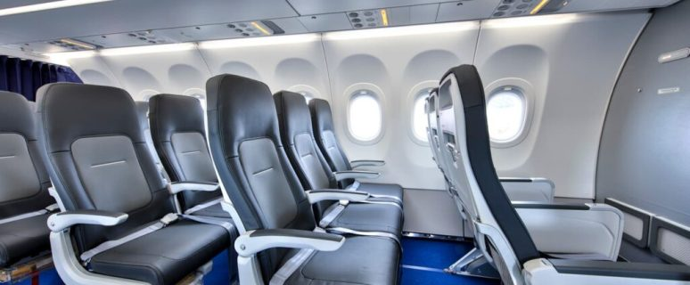 New Airbus Single-Aisle Airspace cabin adds comfort to Lufthansa flights 23