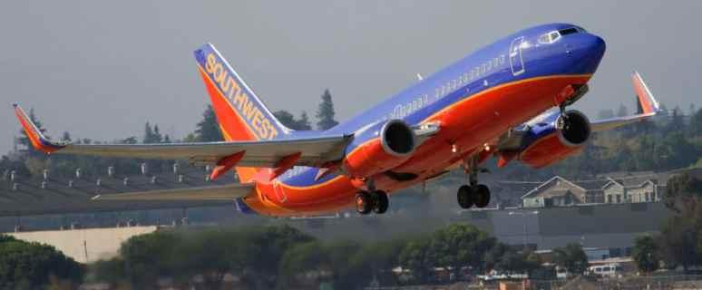 San José to Reno-Tahoe flights on Southwest Airlines restart 18