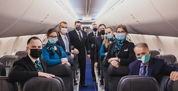 WestJet now requires full COVID-19 vaccination for all employees 14