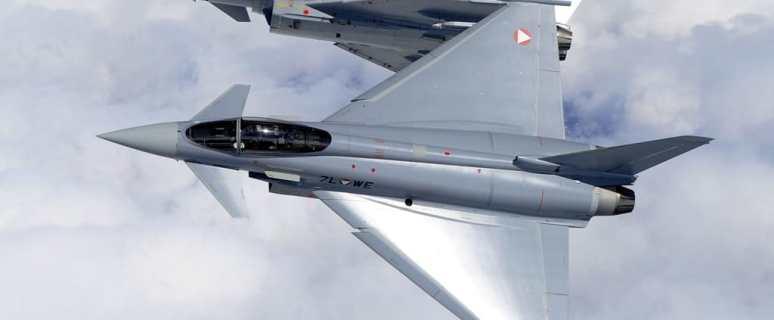 Austria scrambles Eurofighters to intercept nosediving Hungarian Plane 6