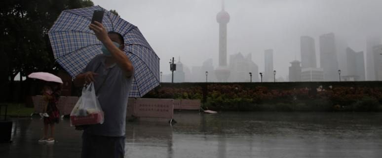 All flights canceled, ports closed as Shanghai braces for Typhoon Chanthu 1