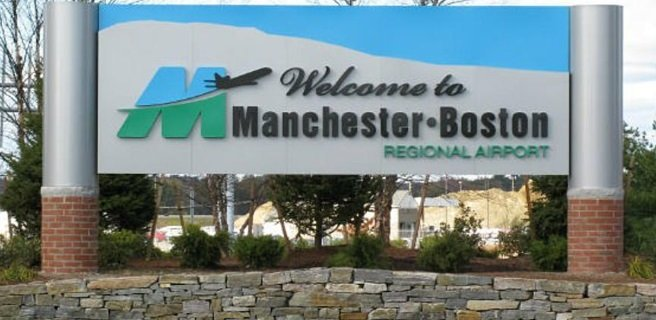 Manchester-Boston Airport and Myrtle Beach flights on Spirit Airlines now 1