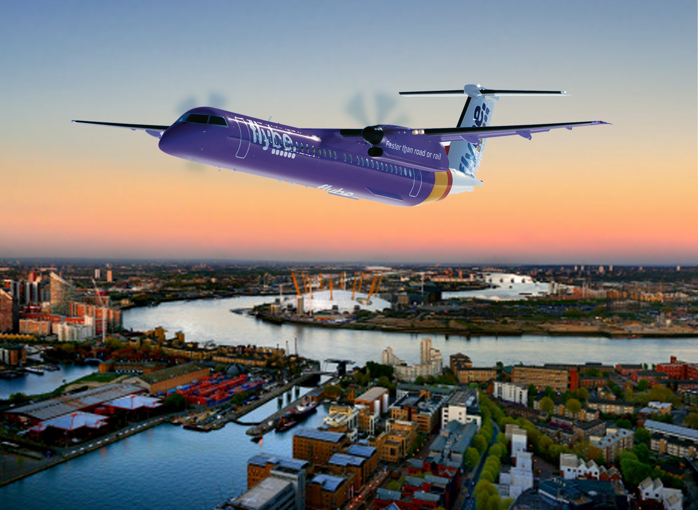 Flybe bought by Virgin-led consortium