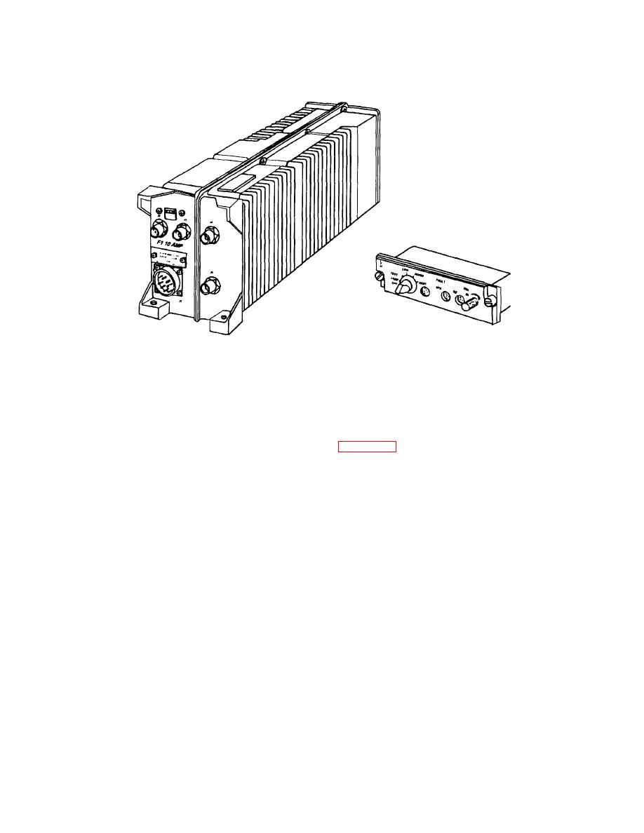 AM-7189A/ARC NOE VHF-FM Amplifier