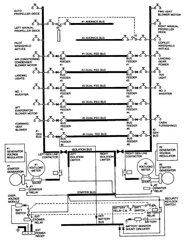Figure 2-28. DC Electrical System Schematic T2 (Sheet 2 of 2)