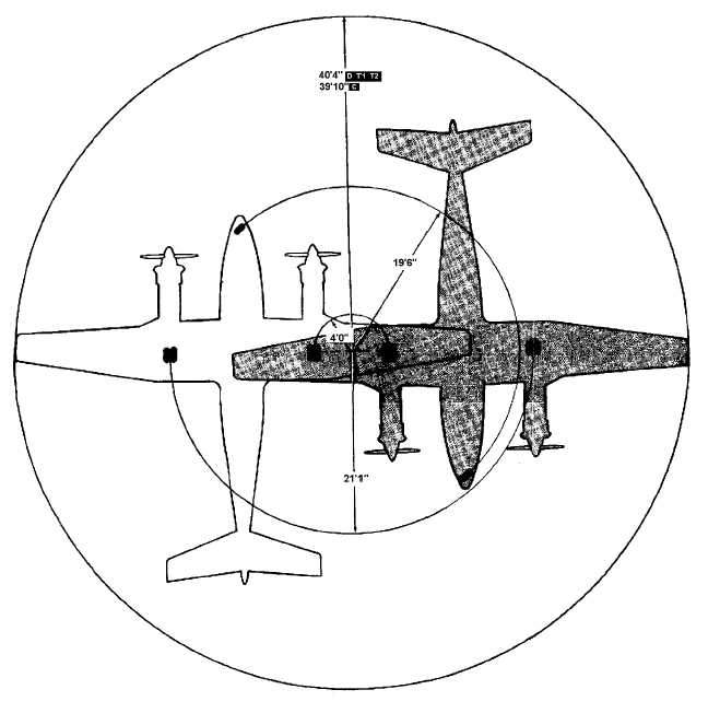 Figure 2-4. Typical Turning Radius