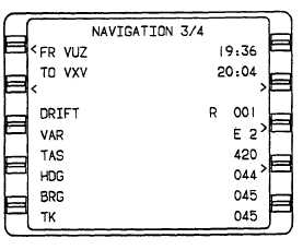 Figure 3A-29. FMS Navigation 4/4 Page