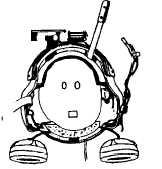 b. Cobra dual visor module repair.