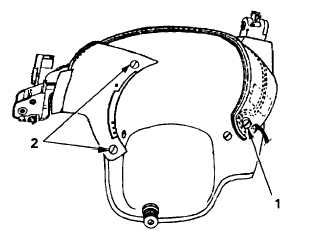 Figure 4-51. Side Leg of Cobra Housing
