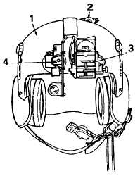 g. Mount for Offset ANVIS Goggles