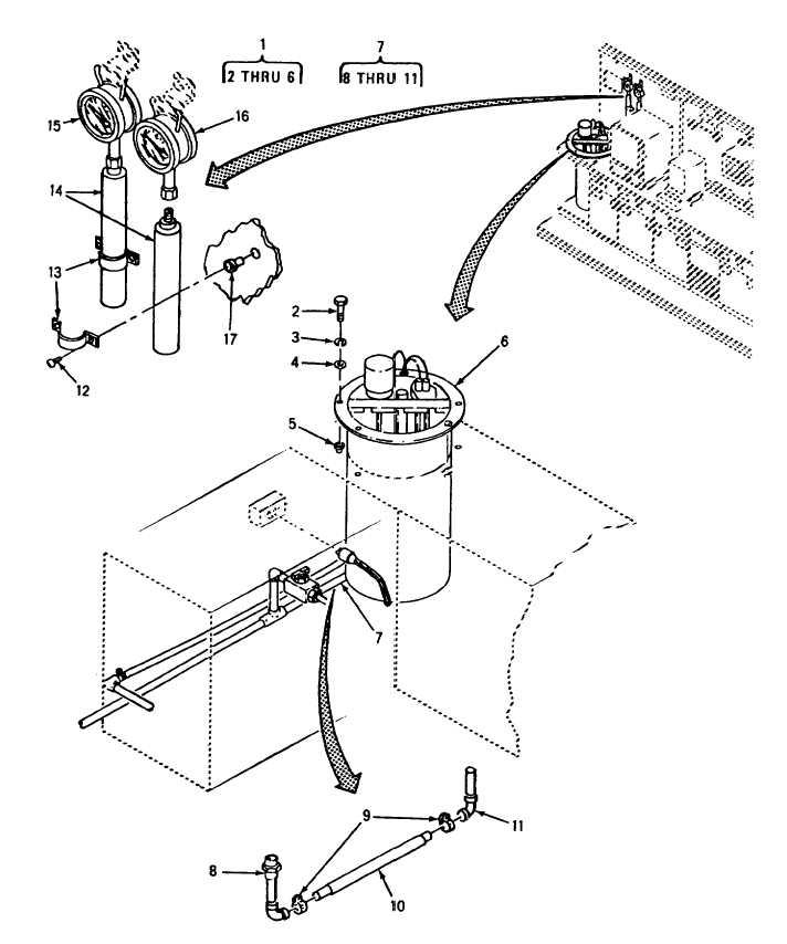 Figure F-23. Reid Vapor Pressure Bath and RVP Bomb