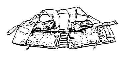 Figure 1-3. The SRU-21/P Survival Vest, Typical
