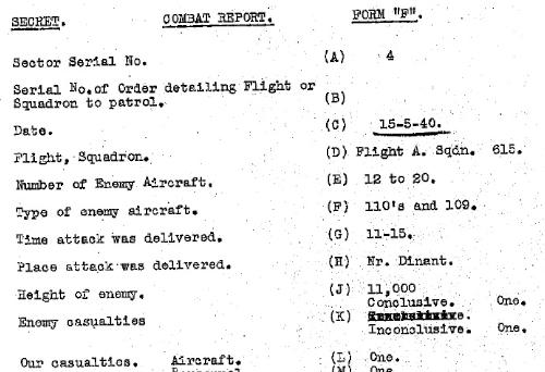 15 May 1940
