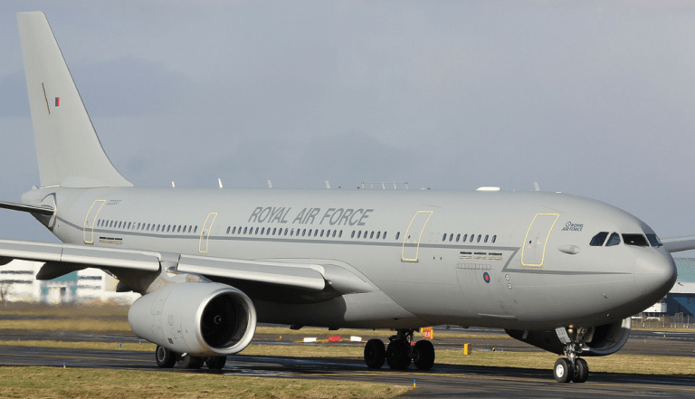AIRBUS DEFENCE AND SPACE VOYAGER