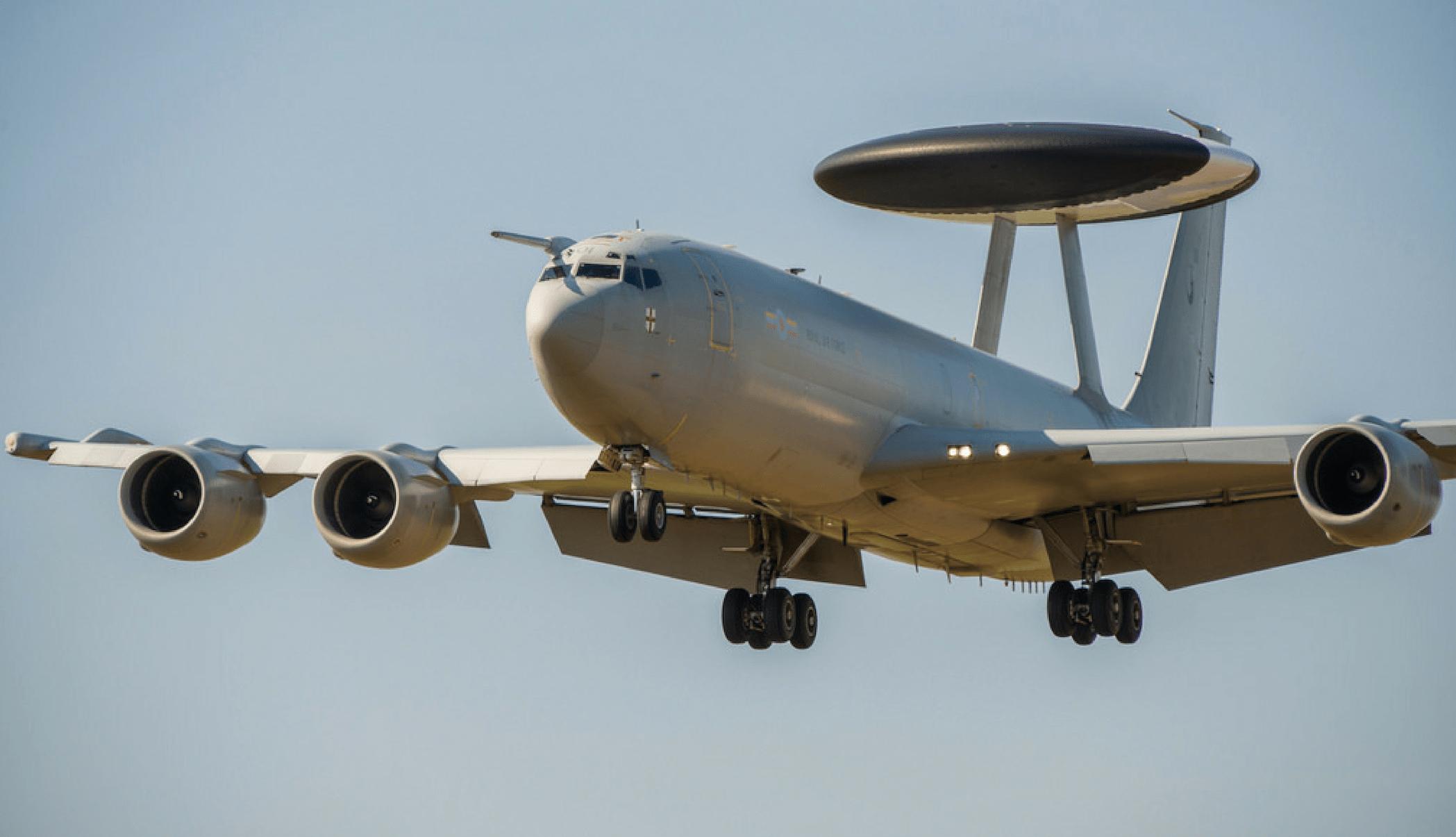 Boeing E-3D Sentry
