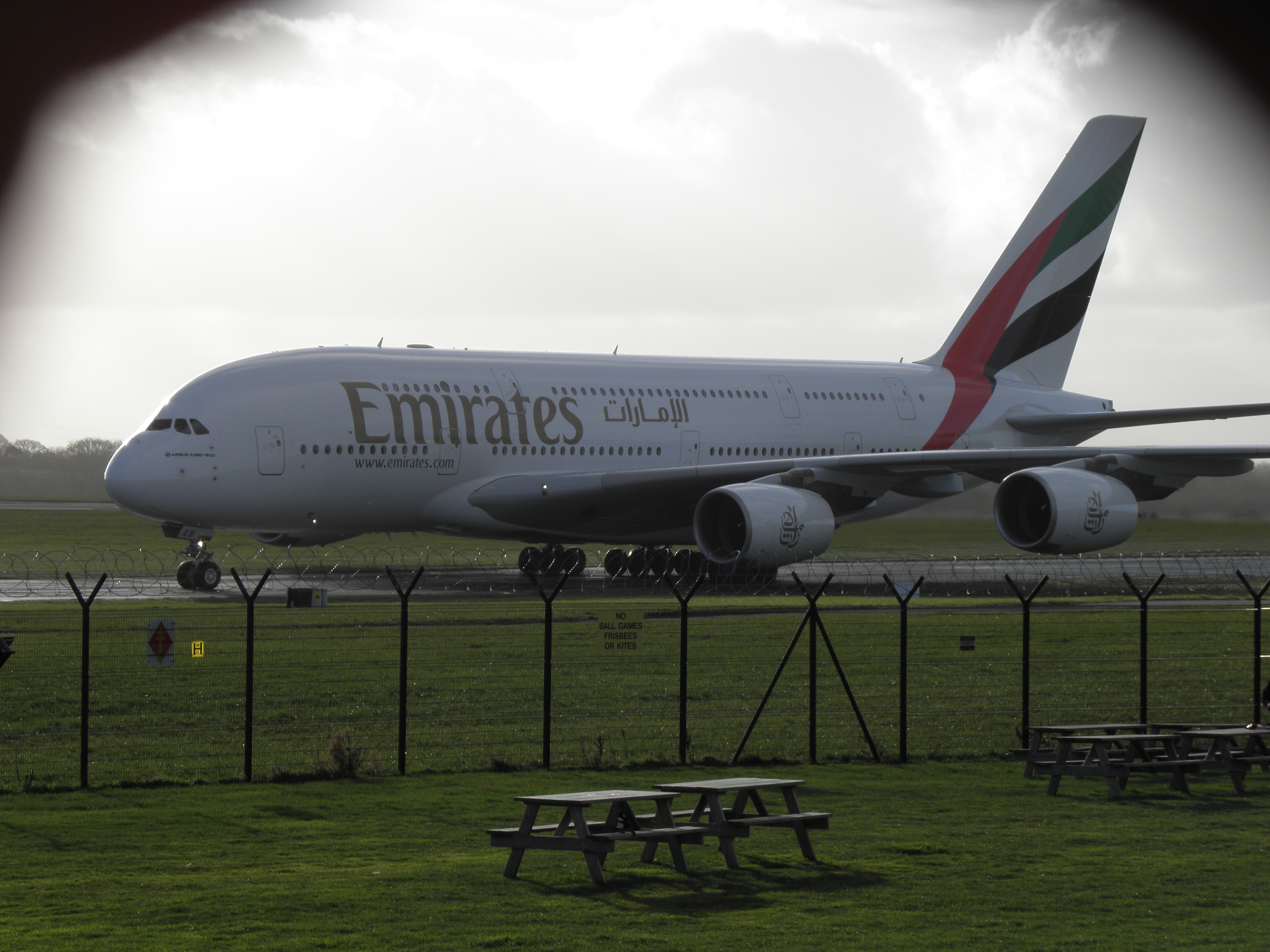 You are currently viewing Trips to EGCC (Manchester Airport)