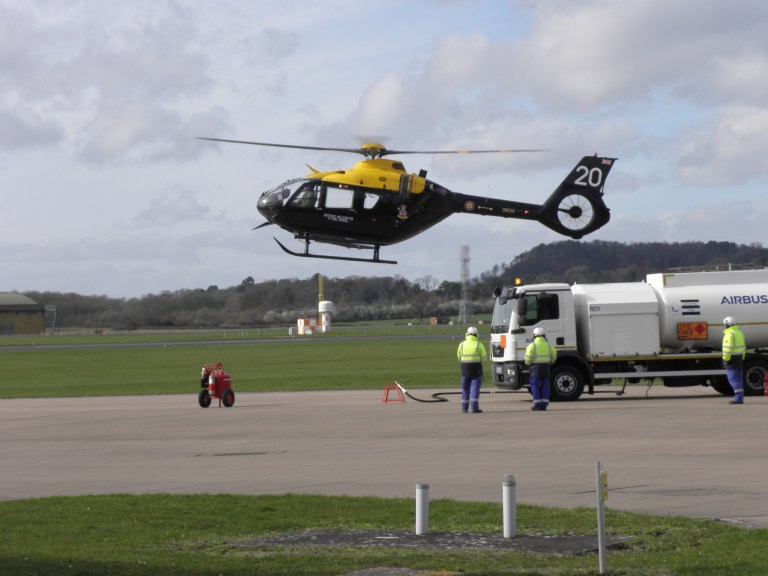 Read more about the article RAF Shawbury Visit