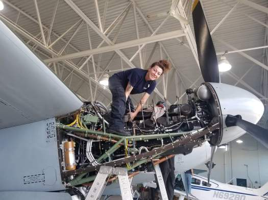 AIM Aviation Maintenance Technician Student of the Year