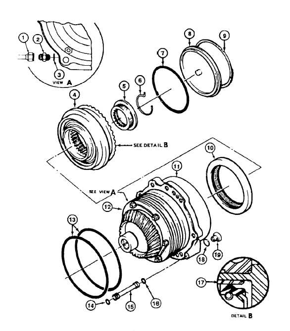 Figure 3-3.C. Centrifugal Clutch Assembly