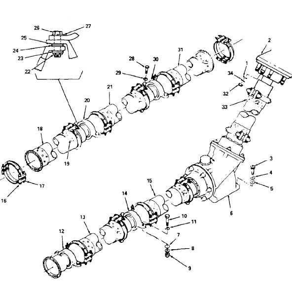 Figure 3-3.G. UH--1 Tail Rotor Drive Shaft