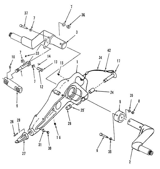 Cradle Assembly Repair, Model 204-050-200-5 (AVIM