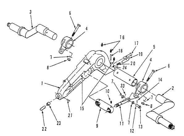 Cradle Assembly Inspection, Model 204-050-200-5 (AVUM)