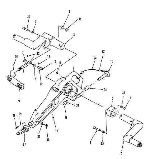 Cradle Assembly Inspection, Model 214-706-104-101 (AVUM)