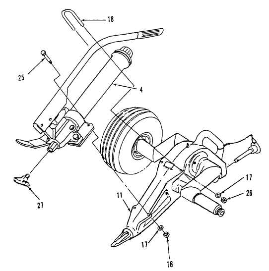 Hydraulic Pump Replacement, Model 214-706-104-101 (AVUM