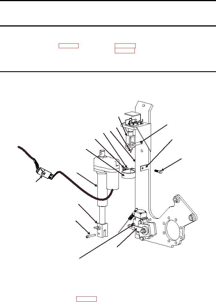 PARK POSITION MOTOR (LINEAR ACTUATOR)