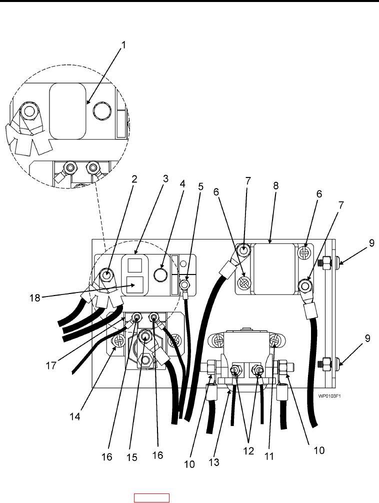 Figure 1. Electric Panel (Center Console)