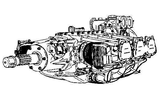 Figure 7-2. Opposed-Type Engine