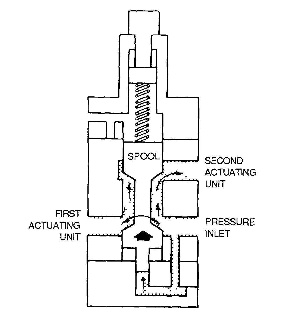 Figure 4-129. Landing Gear System Using Mechanically