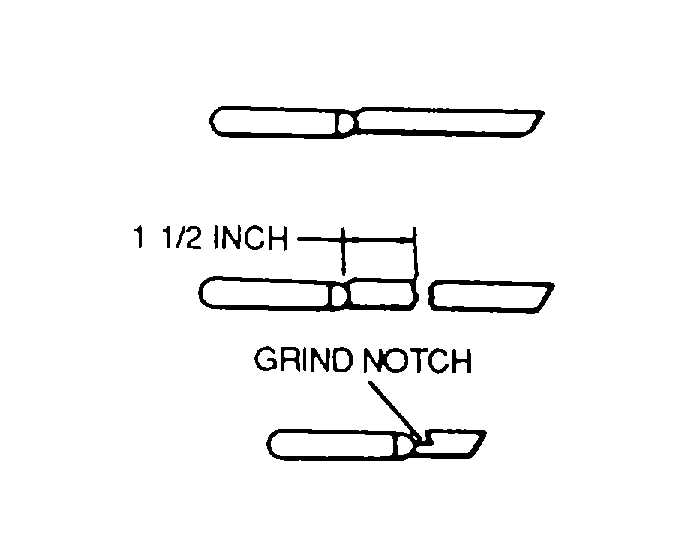 Figure 4-39. Knife for Cutting Flexible Hose