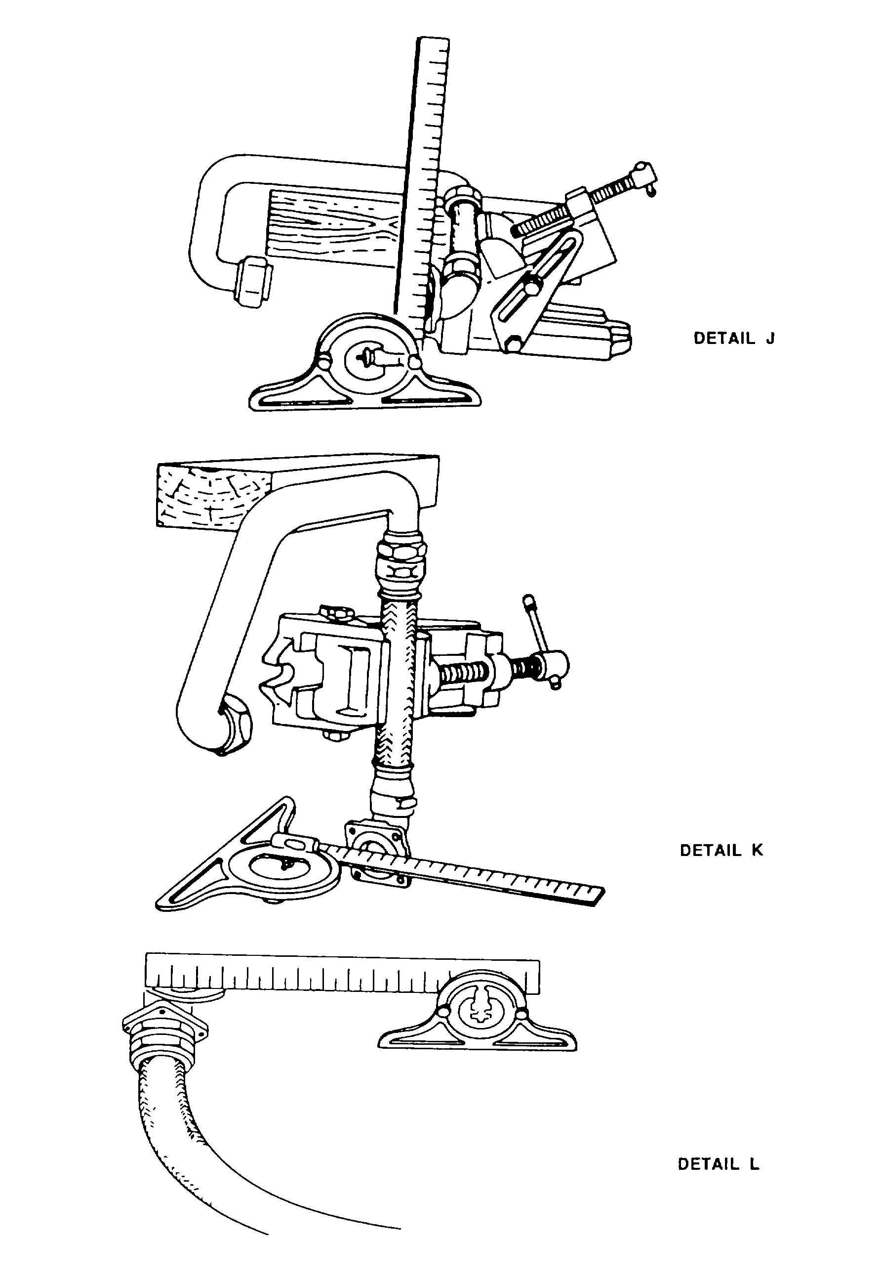 Figure 4-48. Medium-Pressure Teflon Hose Assembly