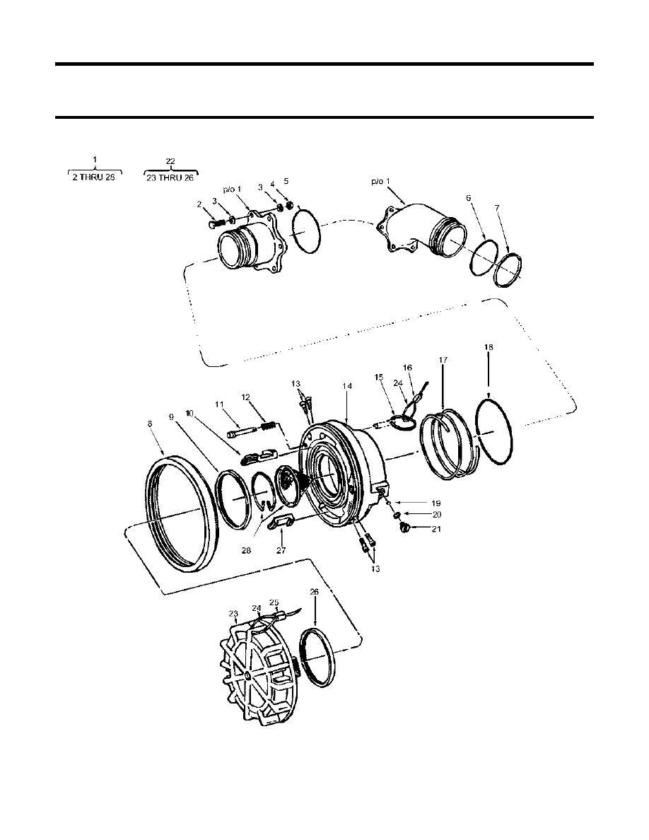 Figure 24. D-1 Nozzle Inlet