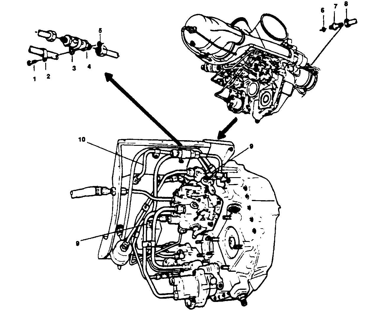 Figure 5 12 External Oil Check Valve