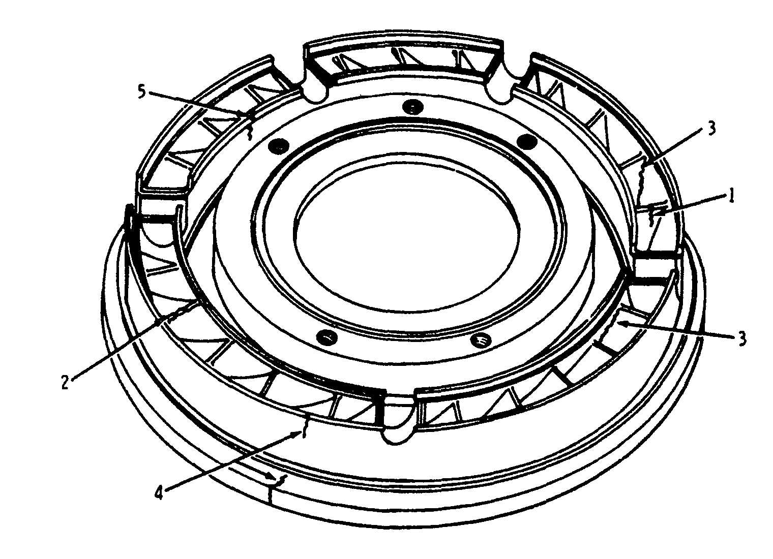 Table 12-3. First-Stage Turbine Nozzle and Shield Inspection
