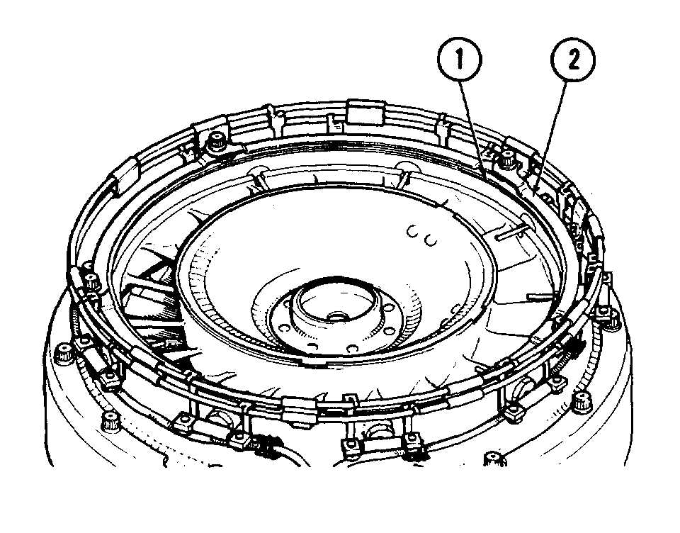 Section VIII POWER TURBINE CASE SEALING RING(S)