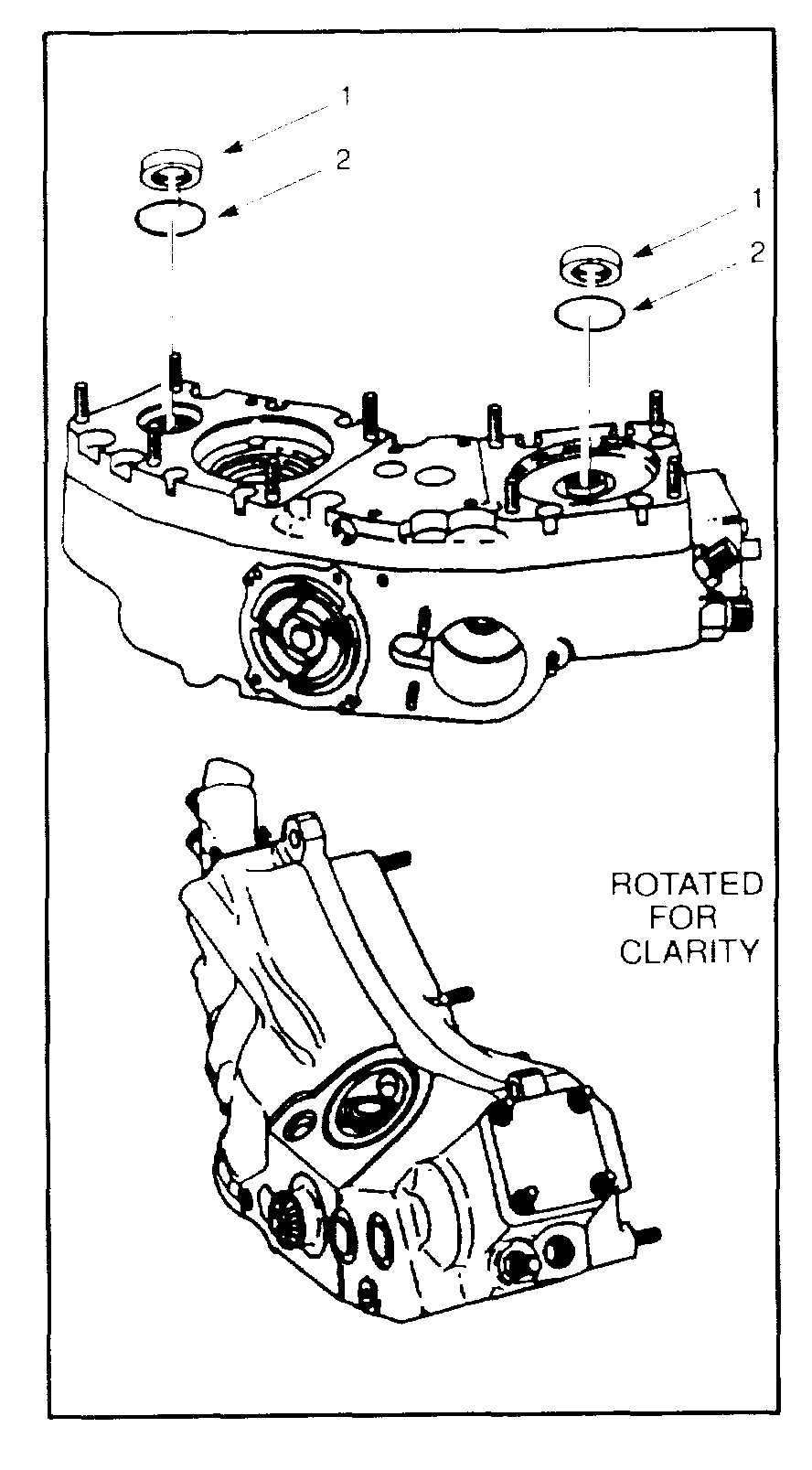 INSTALL SEAL ASSEMBLY
