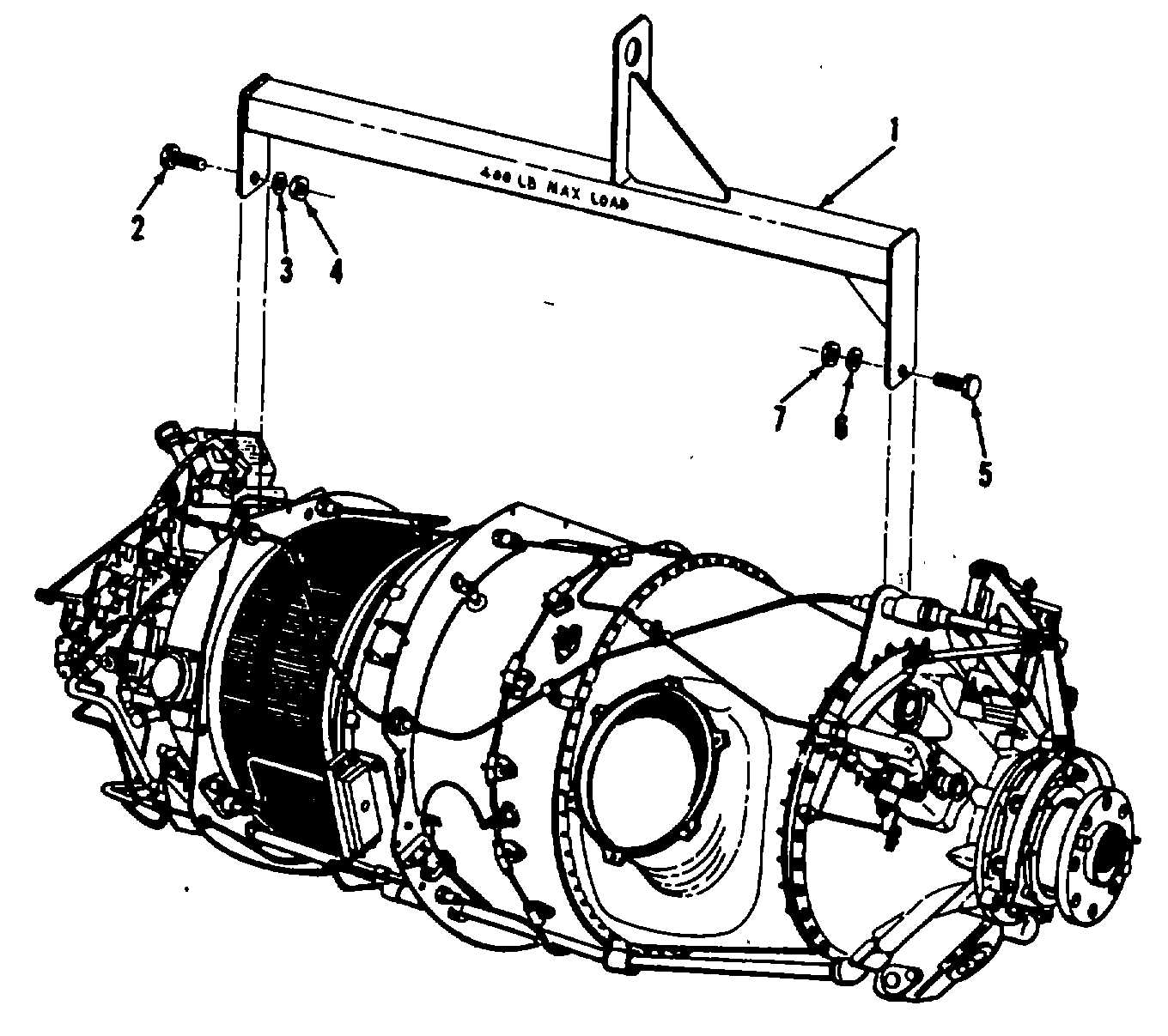 Section Vii T74 Turboprop Engine