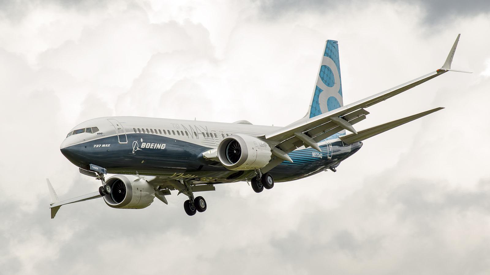 Resultado de imagen para Ruili Boeing 737 MAX