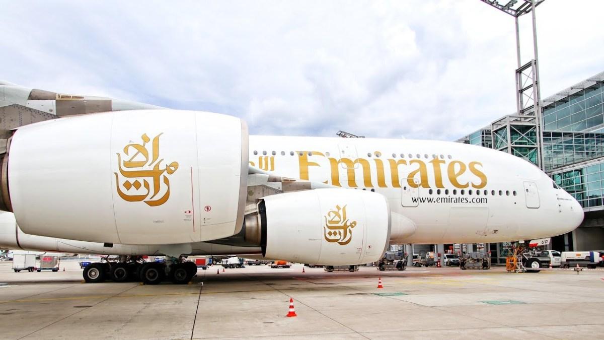 EMIRATES WIRD BALD DEN KÜRZESTEN A380 LINIENFLUG DER WELT ANBIETEN