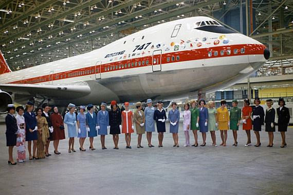Boeing-747-Prototyp-Foto-Boeing