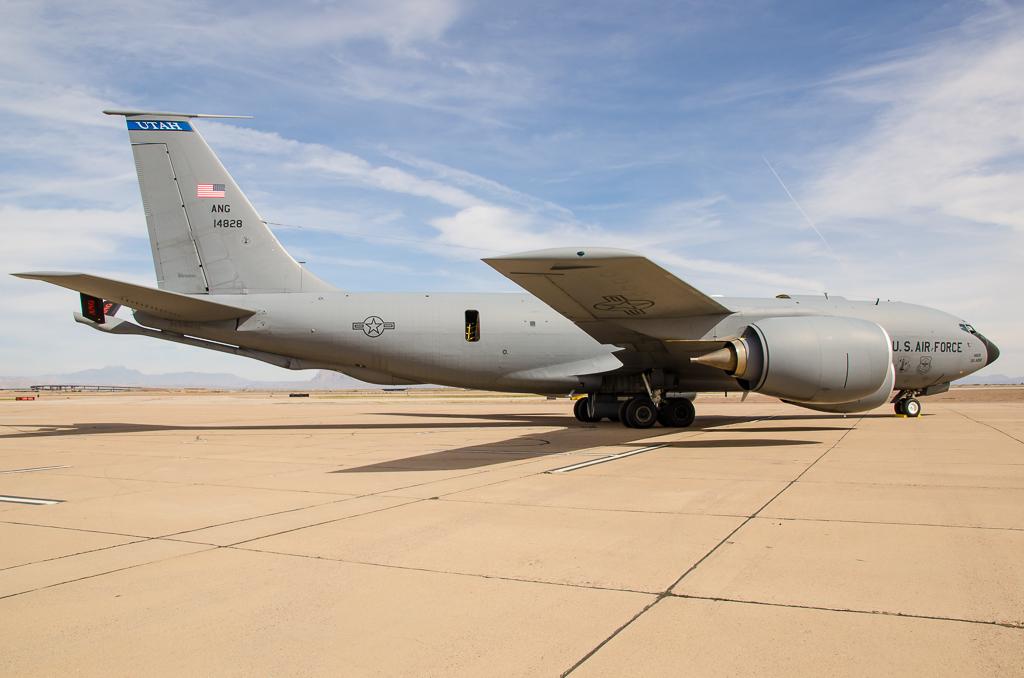 Boeing KC135 Stratotanker