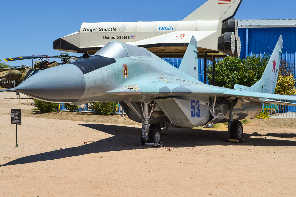 Pima Air  Space Museum  Rich in Aviation History