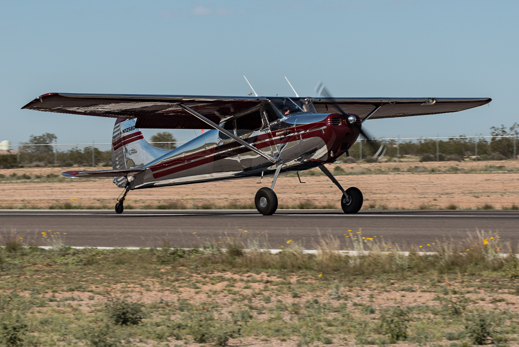 2015 Cactus FlyIn  A Showcase of Vintage Aircraft