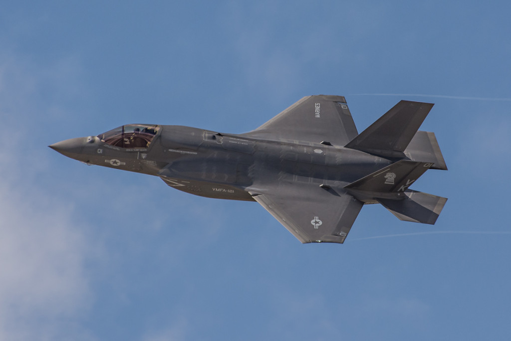 USMC Declares Operational Readiness for the Lockheed