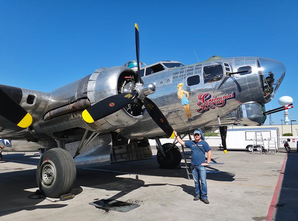 Commemorative Air Force Arizona Wing Museum  Michal