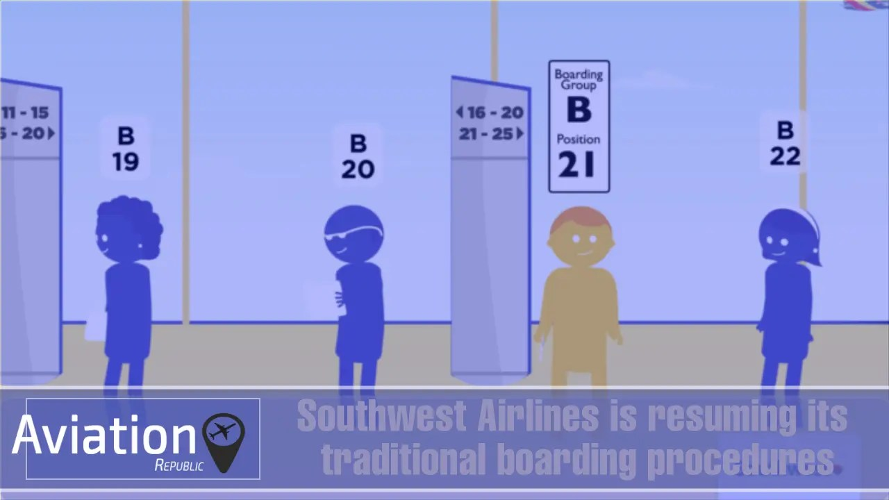 Airlines return to old ways as Southwest drops boarding change